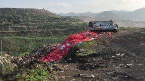 Minsa prohíbe el depósito de desechos hospitalarios en vertederos sin tratamiento previo