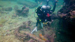 México identifica restos de barco usado para transportar esclavos mayas