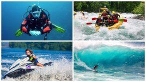 Deportes acuáticos que no puedes dejar de practicar