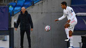 Champions: Varane no jugará la vuelta vs Chelsea por lesión