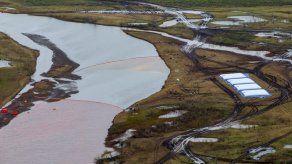 Empresa rusa Nornickel paga multa de 1.660 millones de euros por contaminación en el Ártico