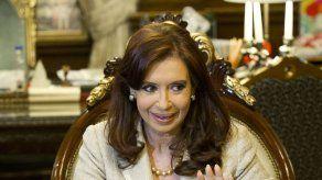Cristina Fernández responde a críticas de Iglesia