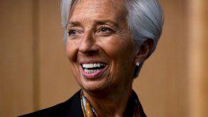 Lagarde dimite formalmente del FMI a partir del 12 de septiembre