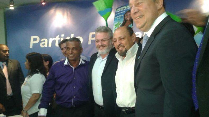 APP anunció postulación de candidatura a la Alcaldía de San Miguelito de David Ramírez