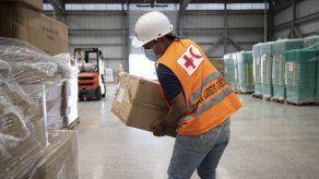 ¿Cómo es la operación del Hub Logístico Humanitario de las Américas en Panamá?