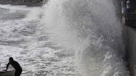 Ante esta advertencia por oleajes, el Sinaproc pide evitar realizar actividades en zonas costeras.