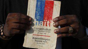 Haití: Presentan propuestas para reformar la Constitución