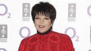 Liza Minnelli sigue decidida a no ver el biopic Judy sobre su madre