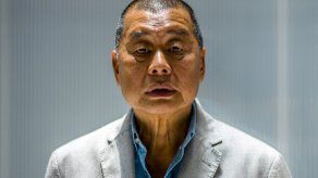 Jimmy Lai, magnate de la prensa de Hong Kong y activista.