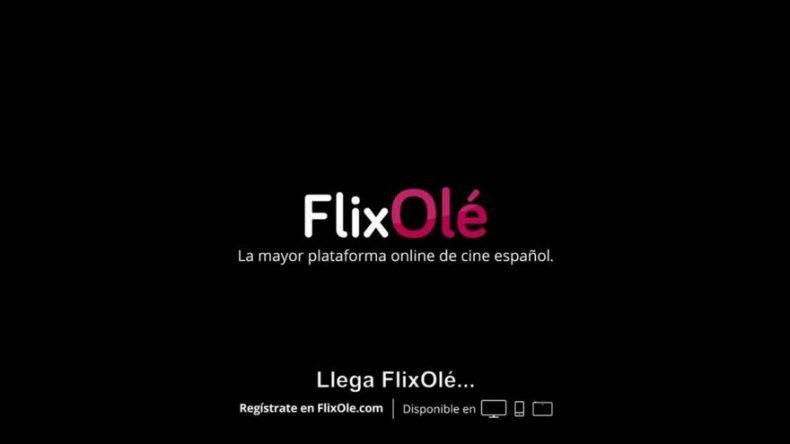 Flix Olé, la plataforma de Enrique Cerezo, se suma al #yomequedoencasa