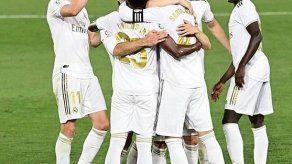 El Real Madrid gana 2-0 al Mallorca y recupera el liderato liguero