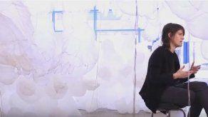 Una artista española dibujará sin descanso hasta agotar cuerpo y mente