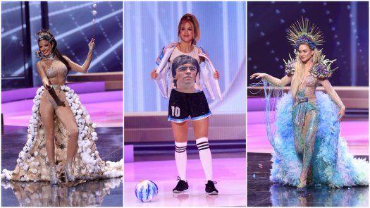 Candidatas del Miss Universo 2020 muestran al mundo lo mejor de su país con sus Trajes Típicos