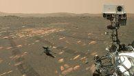El pequeño helicóptero Ingenuity llegó en la barriga del Perseverance al cráter Jezero el pasado 18 de febrero, tras lo cual fue puesto en la superficie marciana el pasado 3 de abril para iniciar su misión.