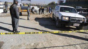 Estalla una bomba en cuartel de policía en Kabul
