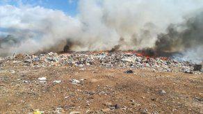 AAUD brindará apoyo al Municipio de Chitré ante nuevo incendio en el vertedero