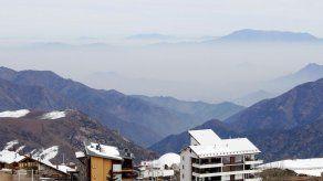 Santiago bajo preemergencia ambiental por mala calidad del aire