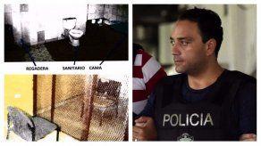 Defensoría del Pueblo pide a la PN hacer cambios en celda transitoria de Roberto Borge