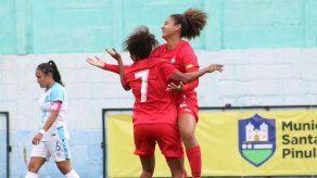 Selección femenina se recupera y golea a Guatemala en segundo amistoso