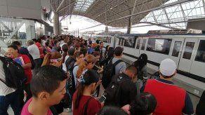 Metro de Panamá ordena revisión al sistema neumático y de frenos de los trenes