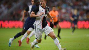 De Ligt marca en contra de Juventus en amistoso ante el Inter