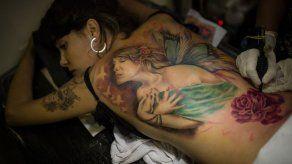 El tatuaje se adueña de los cuerpos en Rio de Janeiro