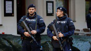 El Estado Islámico asume la autoría del ataque en el centro de Viena