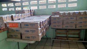Plan alimentario llegó a miles de niños pese al cierre de escuelas en Panamá
