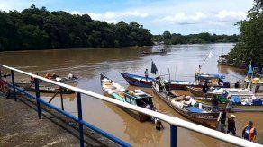 AMP realiza inspección en el puerto Coquira