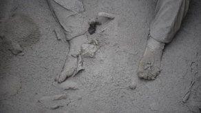Instituto forense identifica a 198 víctimas erupción volcán Fuego Guatemala