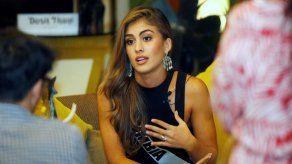 La candidata colombiana a Miss Universo: las modelos no somos perfectas