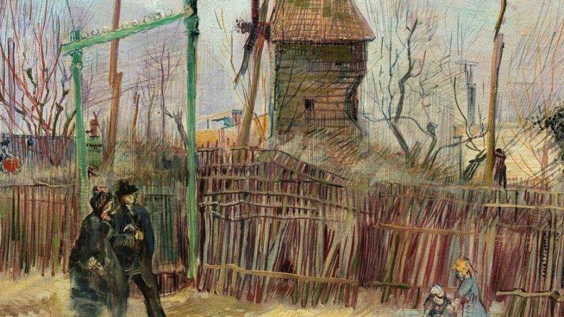 Un cuadro de Van Gogh que lleva un siglo sin verse en público, sale a subasta