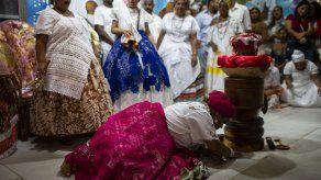 Líderes de religiones afrobrasileñas se lanzan a la política