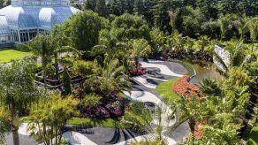 Jardín Botánico NY honra a paisajista brasileño Burle Marx