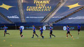 Suspenden partido Colorado-LA Galaxy por coronavirus
