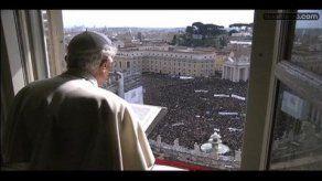 El papa deja libertad para que se pueda anticipar el cónclave