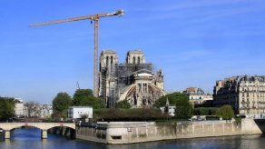 Alemania ofrece ayuda para reconstruir partes de Notre Dame