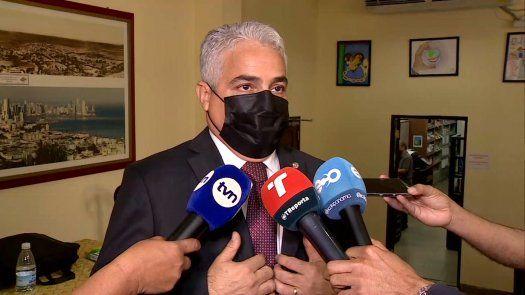 Las declaraciones del magistrado de la Corte Suprema de Justicia, Hernán De León, se dieron tras la entrevista de la Comisión Evaluadora, para aspirar por un nuevo periodo en la CSJ.