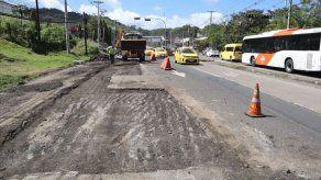 MOP inicia rehabilitación de calles en Panamá Norte por B/.30 millones