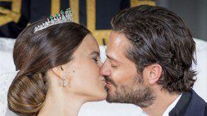 El príncipe Carlos Felipe de Suecia y su esposa están esperando su tercer hijo