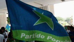 Elecciones internas del Partido Popular se desarrollan con normalidad