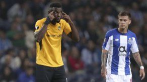 UEFA acusa a hinchas de Porto de racismo en Liga Europa