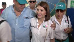Marta de Martinelli pide a miembros del CD buscar la unidad