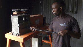 Opción más segura para recicladores de electrónicos de Ghana