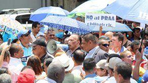 Diputado Picota pide a Frías que inicie las consultas sobre proyecto del PRAA