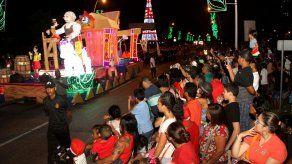 Cinta Costera y Avenida Balboa cierran a partir de las 12 m.n. por Desfile de Navidad