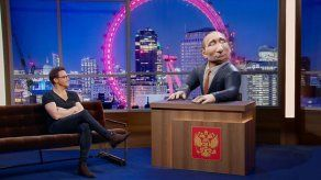 Un Putin virtual presentará un programa cómico de la BBC