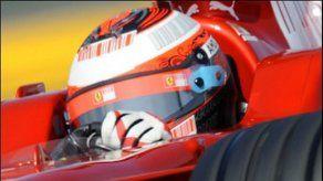 Kimi Raikkonen fue el más rápido en primeros ensayos
