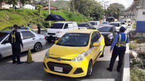 ATTT extiende vigencia de licencias de conducir y suspensión para aplicación de sanción por placa vencida y desacato