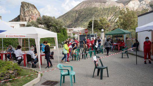 La industria del turismo en Italia, que representa alrededor del 13% de su PIB, ha sido muy golpeada por la pandemia de coronavirus.